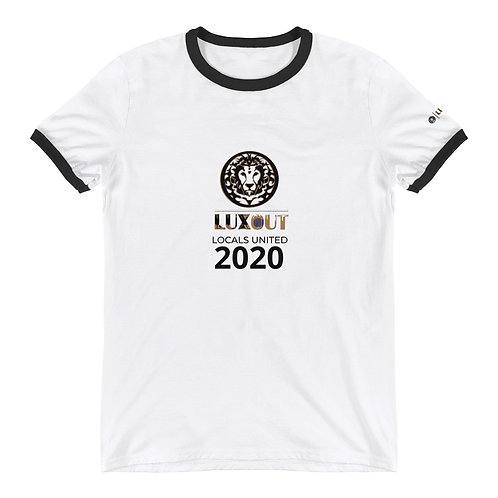 Lux-Out | 2020 Covid-19 Untiy T-shirt