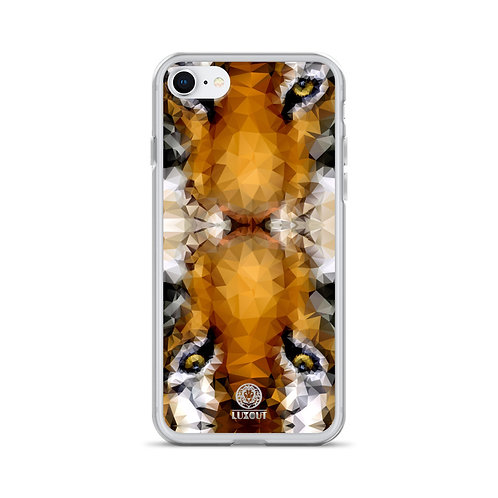 Lux Out | Eye of the Liger iPhone Case