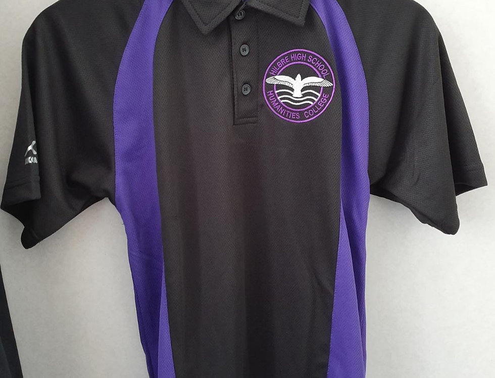 Hilbre High School Girls PE Poloshirt