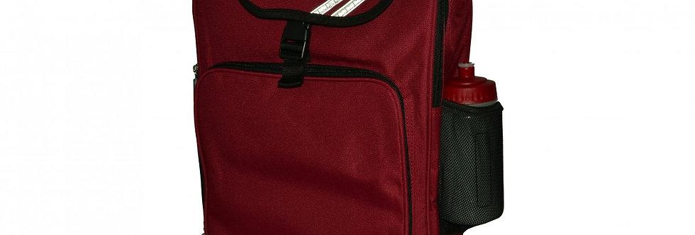 Maroon Junior Backpack