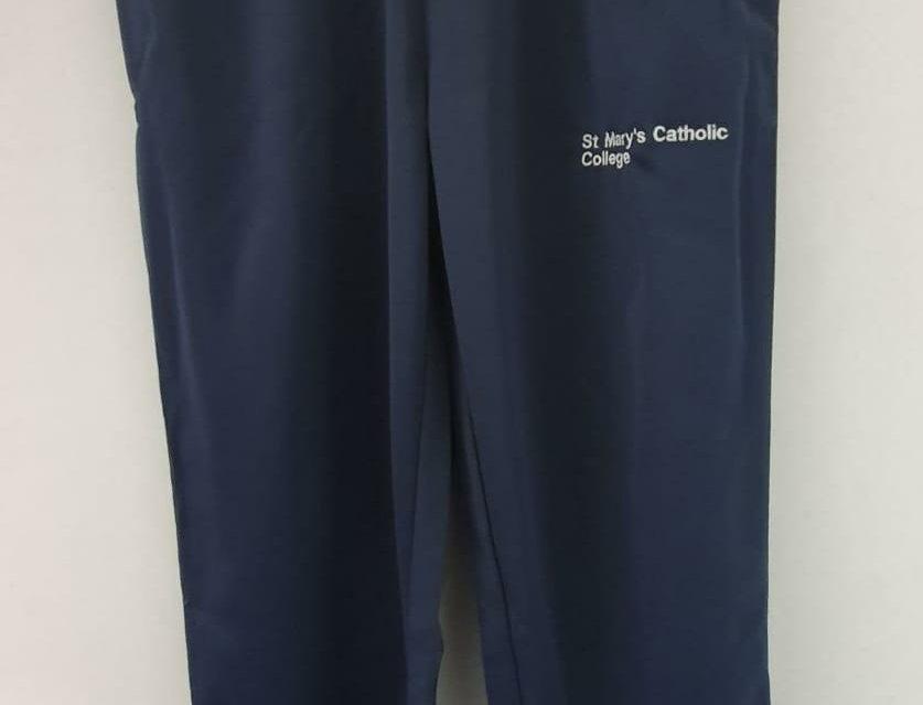 St Marys PE Trackpants