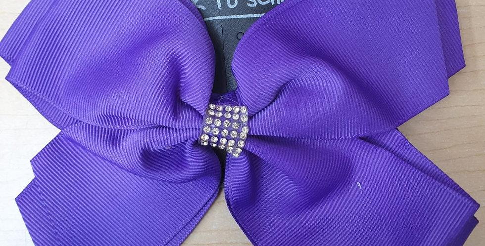 Jo Jo Bow - Purple