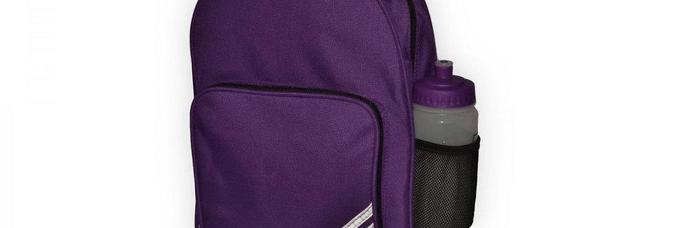 Purple Infant Backpack