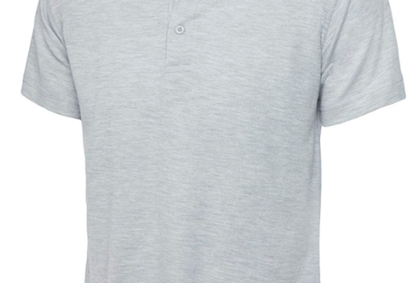 Grey Polo Shirt (Hillside)