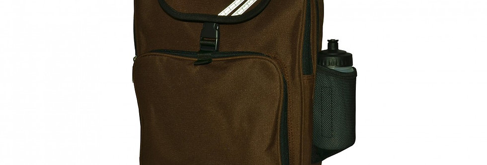 Brown Junior Backpack