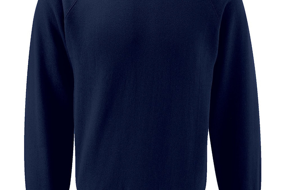 Navy Sweatshirt (Hayfield)