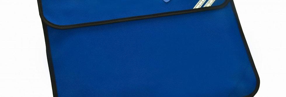 Royal Blue Bookbag
