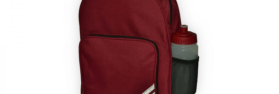 Maroon Infant Backpack