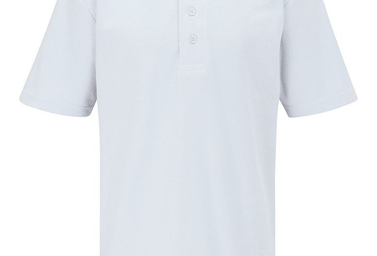 White Polo Shirt (Foxfield)