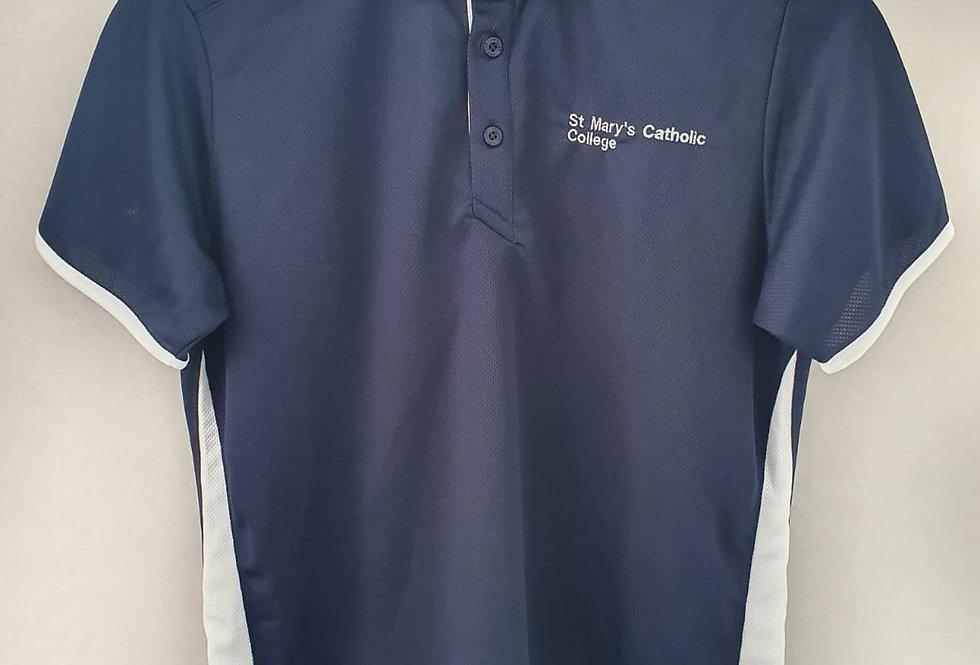 St Marys PE Poloshirt