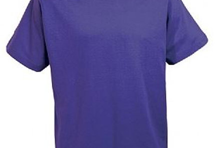 Purple T shirt (Hillside Primary)