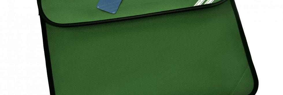 Bottle Green Bookbag