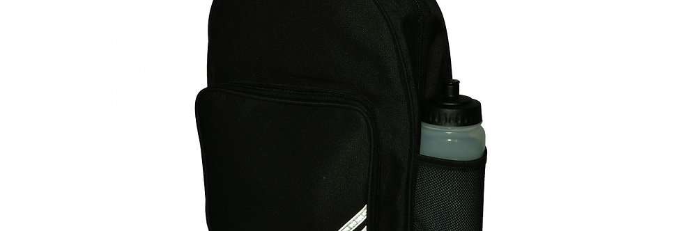 Black Infant Backpack