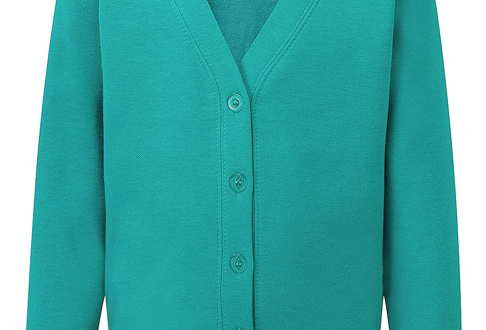 Jade Sweat Cardigan