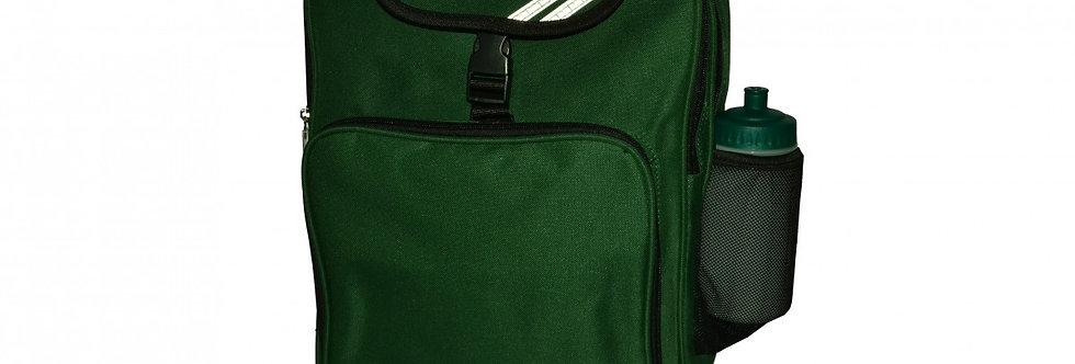 Bottle Green Junior Backpack (St Albans -Liscard)