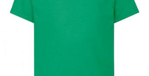 Green PE  T shirt (Woodchurch CofE)