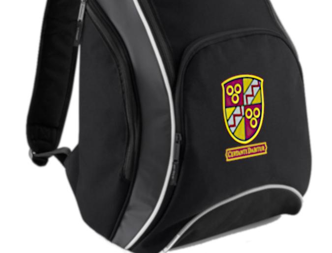Oldershaw Academy School bag