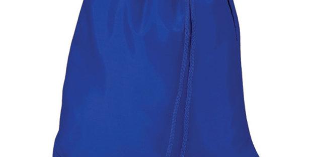 Royal Blue PE Bag