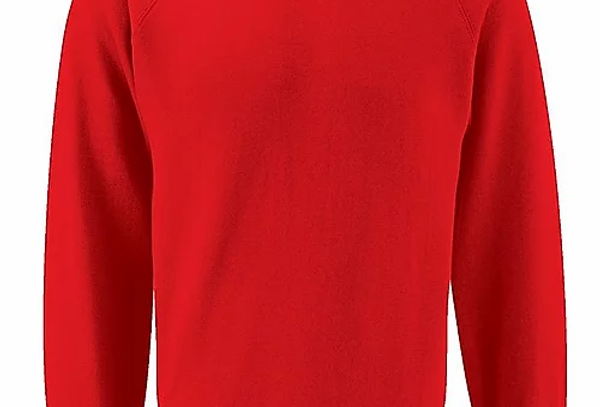 Red Sweatshirt (Leasowe Primary)
