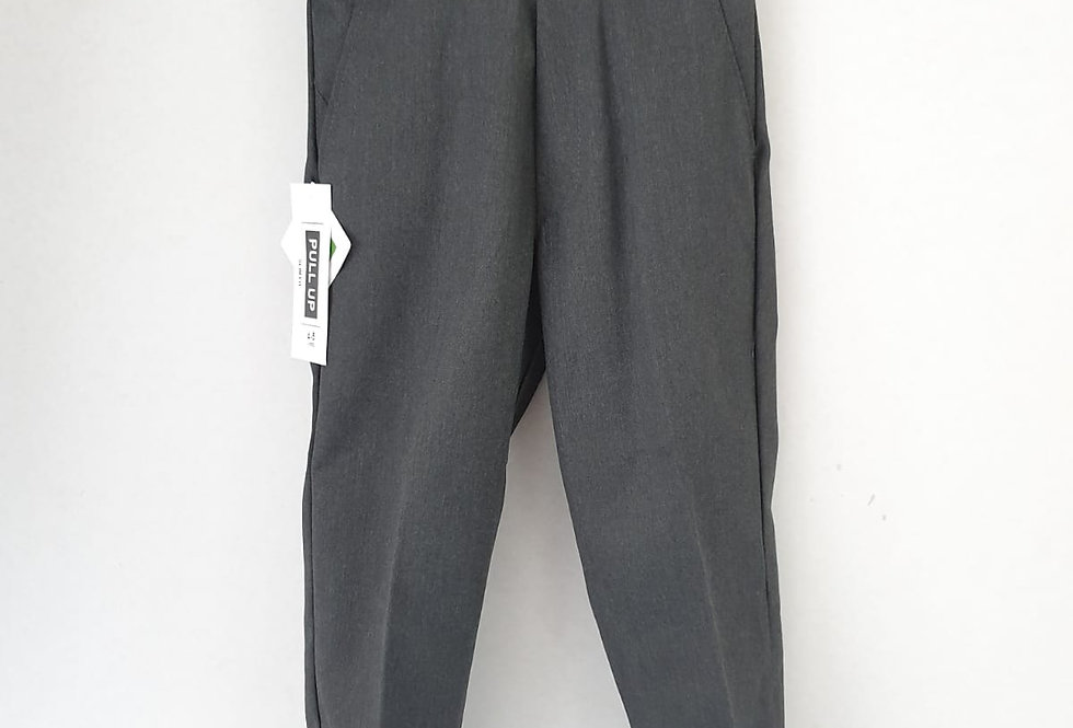Pull on Grey Trousers/Zip after 7-8 years