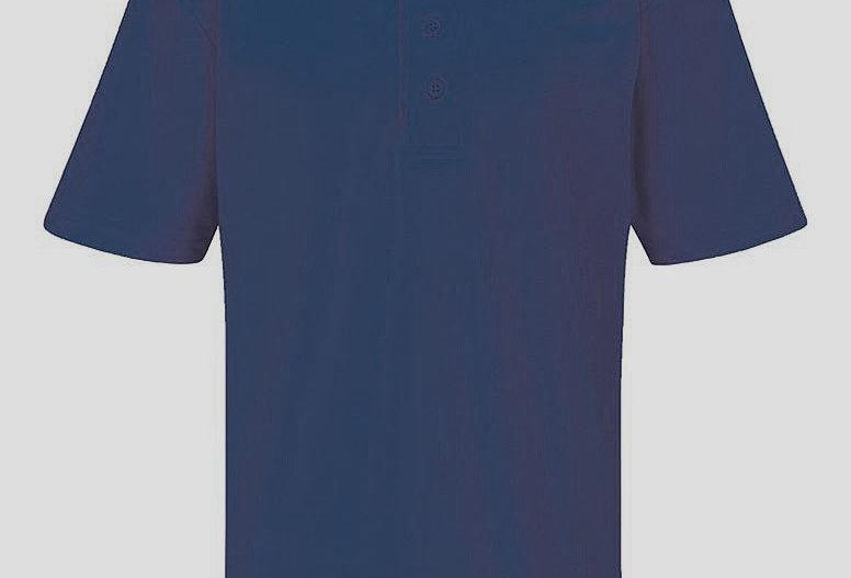 Navy Polo Shirt (Kilgarth)