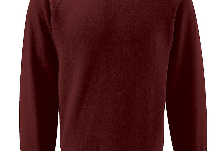 Maroon Sweatshirt (Stanton Road Primary School)