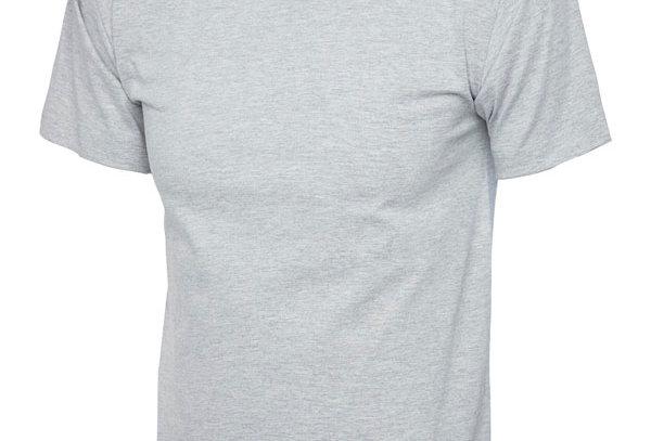 Heather Grey PE T-shirt