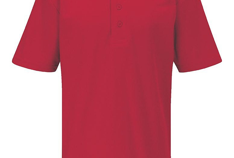 Red Polo Shirt (Woodchurch CofE)