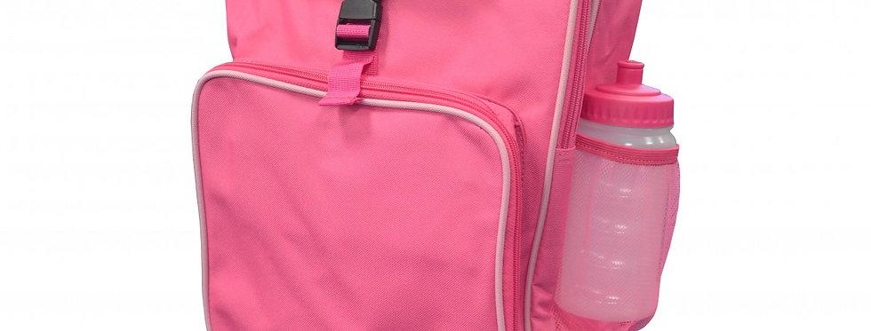 Pink Junior Backpack