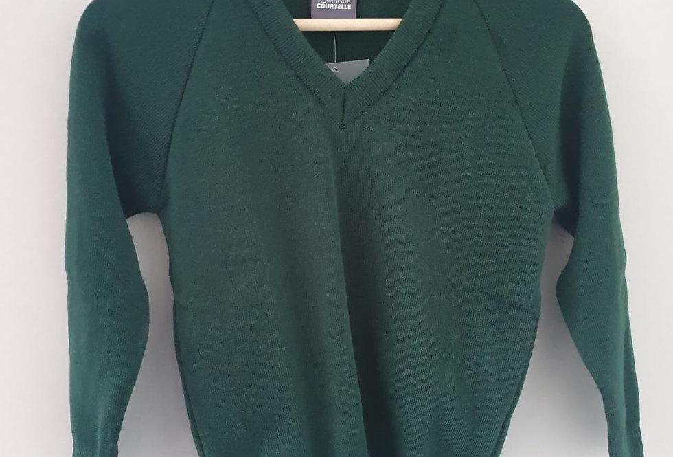 Green Courtelle Jumper  (St Albans Liscard)