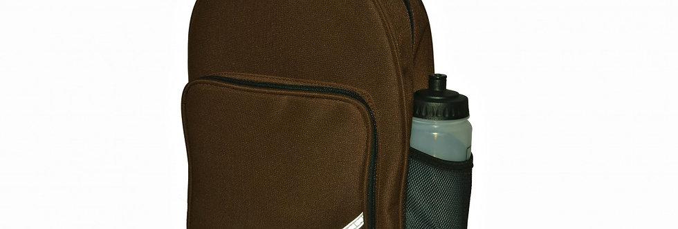 Brown Infant Backpack