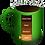Thumbnail: Ellis Mezzaroma Costa Rican Tarrazu Ground Coffee 24 - 2.5 oz. Packs / Case