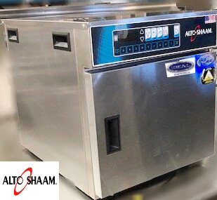 Alto Sham counter top oven - COOK AND HOLD