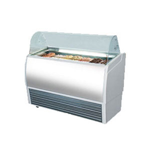 "Gelato Dipping Cabinet 63"" wide"