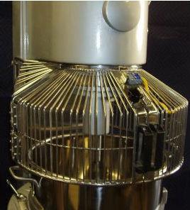 BOWL GUARD KITS FOR 20, 60, 80, & 140 QT Mixers