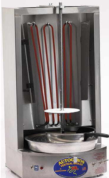 Auto Gyros large electric donair - gyro vertical broiler
