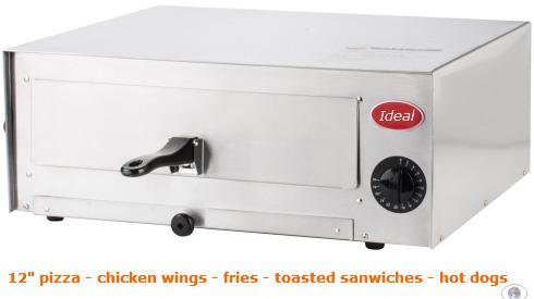 Countertop Pizza Snack Oven – 120V