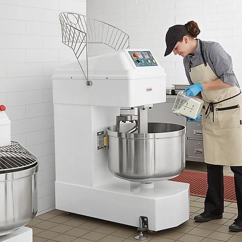 Estella 100 qt - 150 lb. Spiral Dough mixer