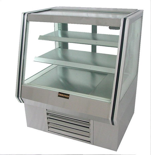 3'  BAKERY DISPLAY CASE 3' REFRIGERATED