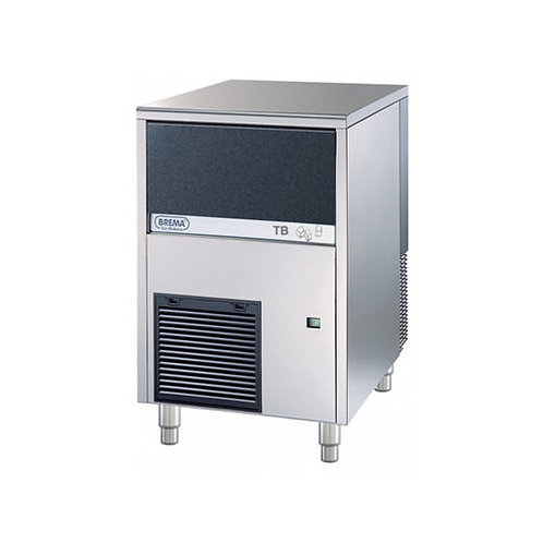 Brema undercounter 62 lb. Ice machine - 3 YEAR WARRANTY