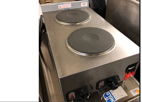 Vollrath double hot plate