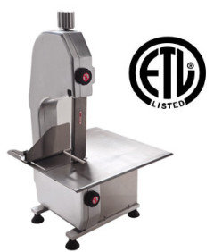 Aluminum Table Top Meatsaw