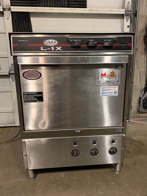 CMA Dishwasher L-1X Under counter Dishwasher Low Temp