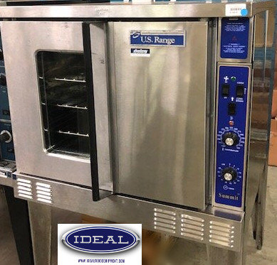 US Range Electric Convection oven