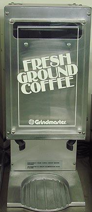 COFFEE BEAN GRINDER -