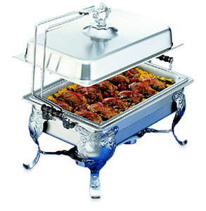 VOLLRATH LONG END CHAFER COVER HOLDER