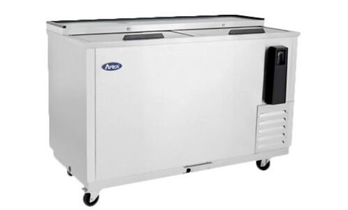 "Bottle Cooler, 49.4""W x 27.8""D x 36.62""H"