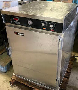 Crescor Cook & Hold Cabinet