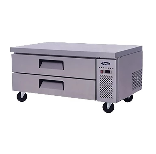 """Chef Base: 52-in Chef Base 27""""H w/5-in Casters MGF8451"""
