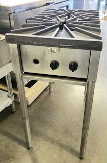 Quest 2 Burner gas hot plate